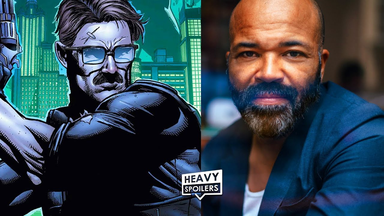 Westworld's Jeffrey Wright up for a huge role in The Batman