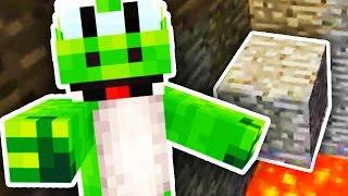 IST DER SPRUNG MÖGLICH ??? (Minecraft)