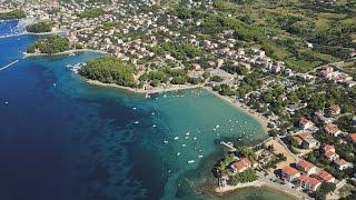 2016 Chorvatsko, ostrov Rab, kemp Padova 3