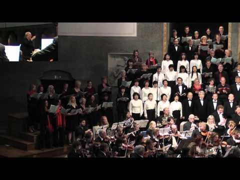 """""""Ode an die Freude"""" aus Beethovens Neunte Sinfonie"""