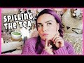 Reacting to Your Assumptions About Me! (spilling tea...)