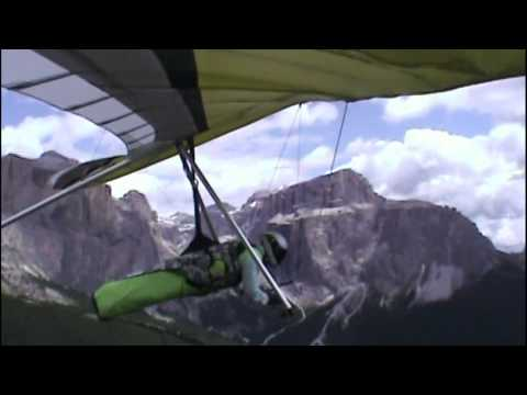Deltaplano - Col Rodella - Campitello - Hang Gliding