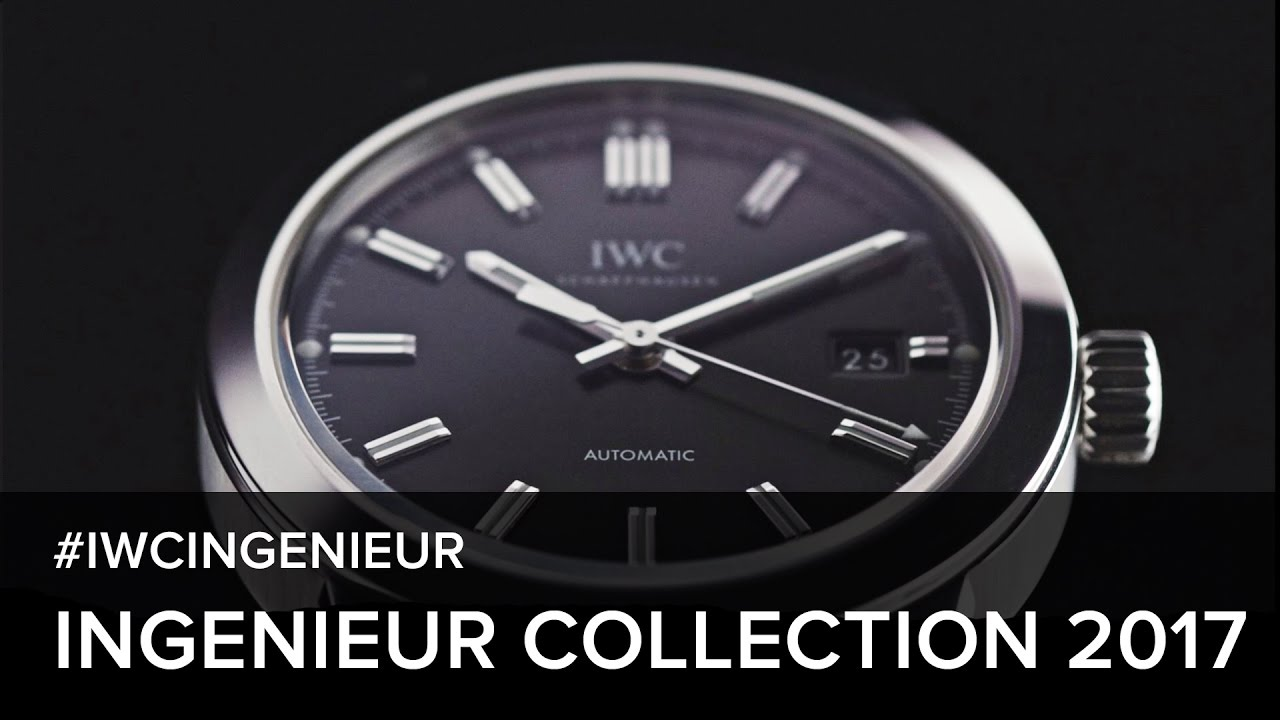 IWC Ingenieur Collection