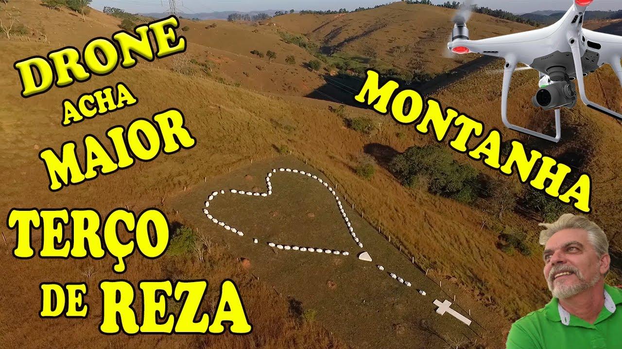 DRONE no MOSTEIRO AIN KARIM