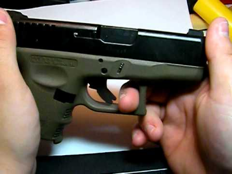 concealed carry Glock 26 Subcompact 9mm of choice