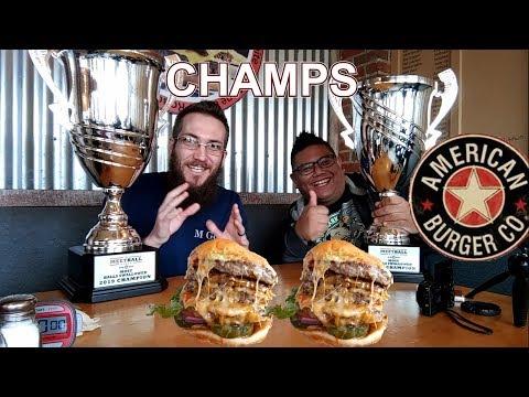 American Burger Co 's Roadstar Burger Challenge