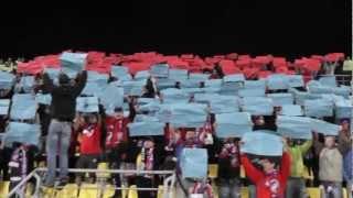 1. FK Příbram - FC Viktoria Plzeň - Support