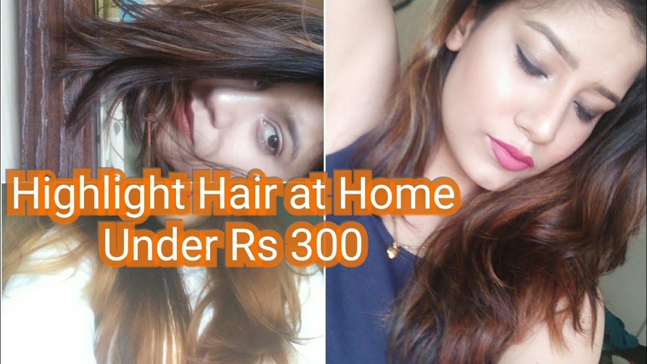 Hair Highlights How To Highlights Hair At Home Highlight Hair