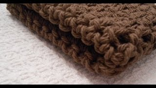 Make It Monday - Simple Crocheted Dish Cloth(, 2014-03-11T04:30:40.000Z)