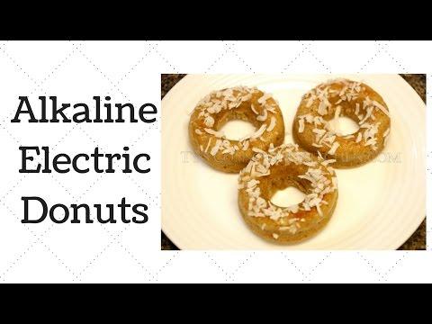 Donuts Dr  Sebi Alkaline Electric Recipe - YouTube
