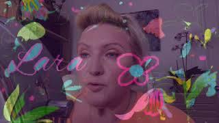 Вечерний макияж глаз с палеткой Charlotte Tilbury Darling