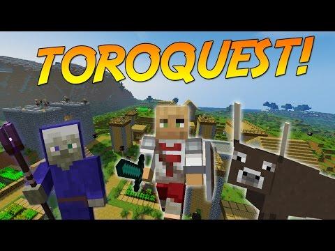 TOROQUEST - A New Epic RPG Mod!