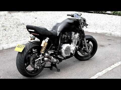 Cafe Racer Motorradtour