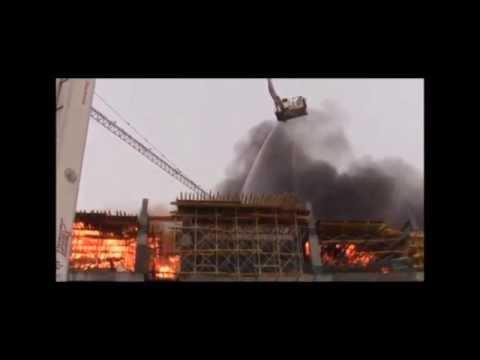 Fire at Kuwait University - Dauer: 15 Sekunden