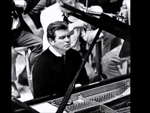 Emil Gilels plays Tchaikovsky Piano Concerto No.1 (Nikolai Golovanov)