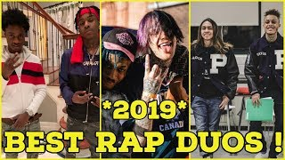 BEST RAP DUOS 2019 Part 2 (Polo G & Lil Tjay, Lil Peep & Lil Tracy, Lil Skies & Landon Cube & More )