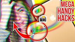 10 MEGA SMARTPHONE LIFE HACKS! 📲😍 DIY TUMBLR FOTOS, INSTAGRAM BILDER BEARBEITEN! 🦄