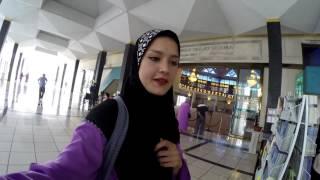 #6 Mosque Negarain Kuala Lumpur #BestInternship2015 Mai Kerivel