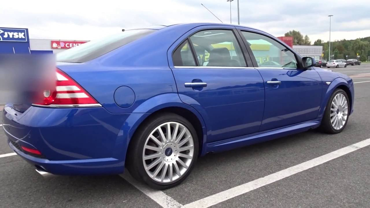 ford mondeo st220 3 0 v6 ii lift blue performance youtube. Black Bedroom Furniture Sets. Home Design Ideas