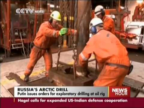 Putin gives green light for joint US oil drill
