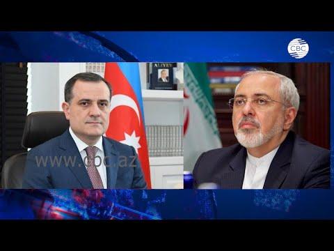 Видеоконференция глав МИД Азербайджана и Ирана