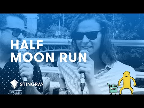 Half Moon Run talks festival memories & Galaxie Rising Star @ Osheaga 2014