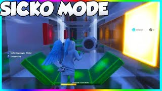 "Fortnite Creative ""SICKO MODE - Travis Scott ft. Drake"" | Music Block Song Remake!"