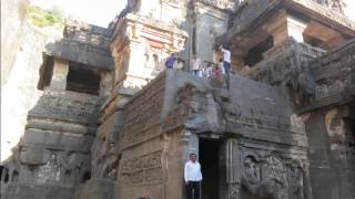 Ellora temple images video