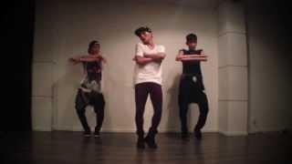 zero tang choreography video phone beyonce