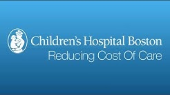 Reducing the Cost of Care