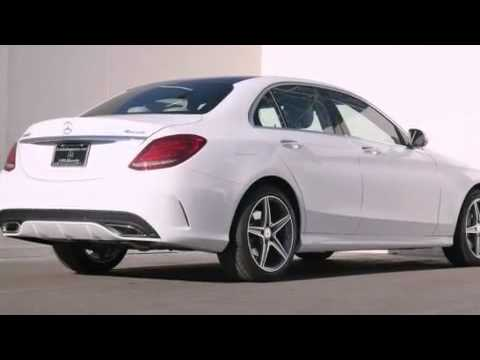 2015 mercedes benz c400 4matic belmont ca 94002 youtube for Mercedes benz belmont