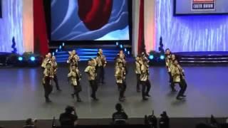 Team Japan [Team Hip Hop Finals - 2017 ICU World Cheerleading Championship]