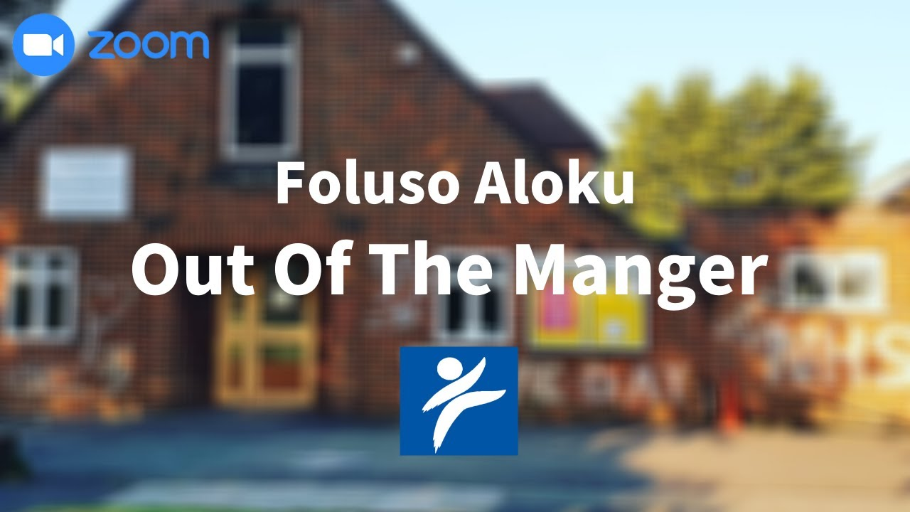 Foluso Aloku | Out Of The Manger (Compassion)