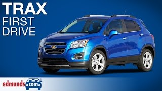 2015 Chevrolet Trax First Drive