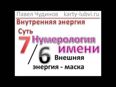 Нумерология, нумерология и числа, нумерология в жизни человека