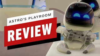 Astro's Playroom Review (Video Game Video Review)