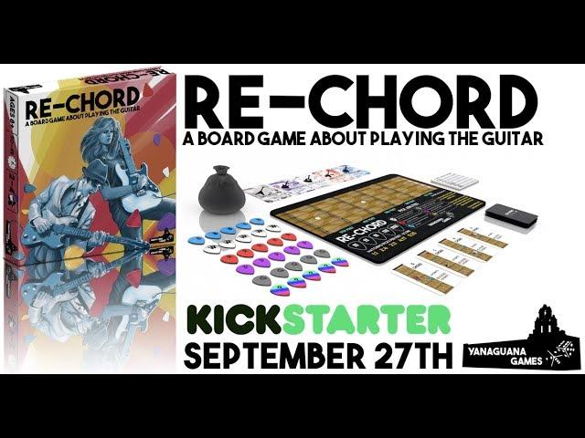 Meet Re Chord A New Guitar Themed Board Game Guitar World