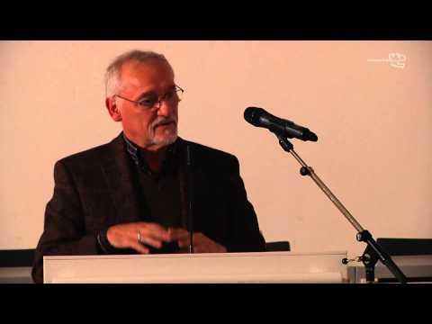 Sozialpreisverleihung im Wetteraukreis - Prof. Dr. Benno Hafeneger