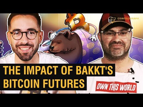 The Impact of Bakkt Bitcoin Futures Has Yet to Come | Crypto Markets