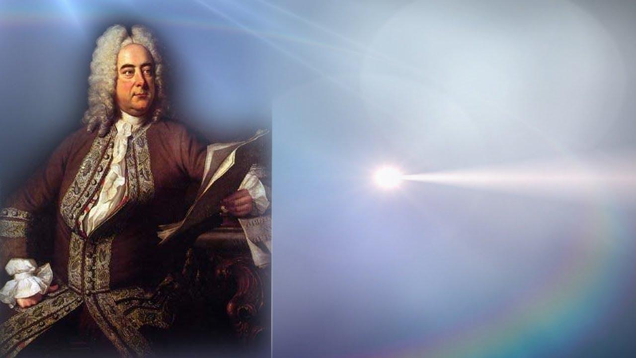 Georg Friedrich Händel G.F. Handel - Fritz Werner - Nine Celebrated Choruses