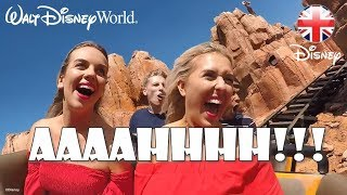 WALT DISNEY WORLD | Top Rides & Attractions – Watch Space Mountain & More!  | Official Disney UK