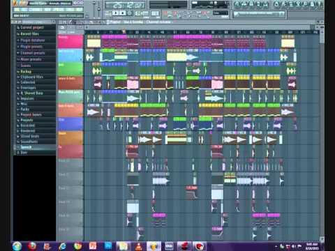 Martin Garrix Animals Remake 140 BPM DJ Martin Techno Remix
