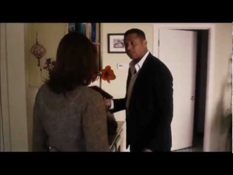 Jaqueline Fleming and Terrance Howard