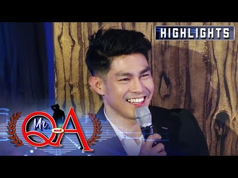 Ion Answers Anne How Long He Courted Vice   It's Showtime Mr. Q And A