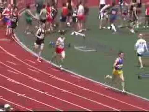 2007 MA State Track Boy's 1-Mile - YouTube