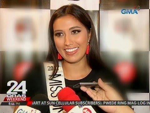 Miss Universe Philippines Rachel Peters, dama na ang pressure para sa pageant