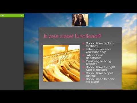 A Closet Full of Clothes & Nothing to Wear Webinar
