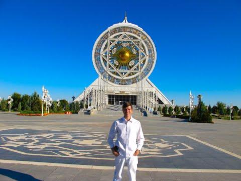 Ashgabat, Turkmenistan Day 1