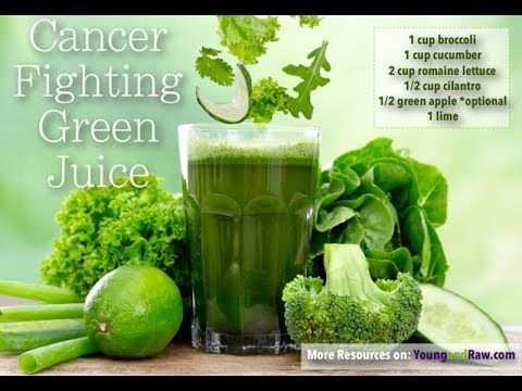 The Miracle Cancer fighting Smoothie Recipe by LATRUTH