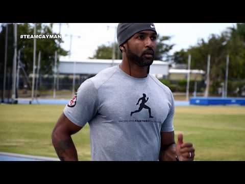 Ronald Forbes: Team Cayman profile XXI Commonwealth Games
